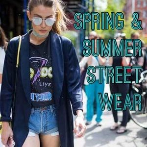 Spring and Summer Clothes!